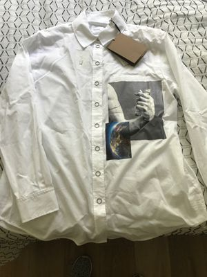 Burberry Button-Up Shirt for Sale in Fort Worth, TX