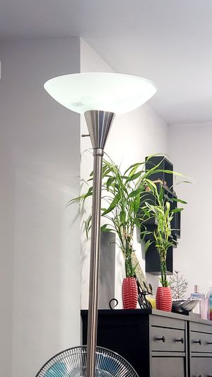 Floor lamp for Sale in Puyallup, WA
