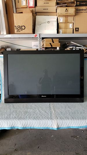 "Pioneer 60"" TV 1080p (WITH SOUND BAR) for Sale in West Palm Beach, FL"