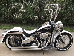 2007 Harley Davidson Softail Deluxe for Sale in Chicago, IL