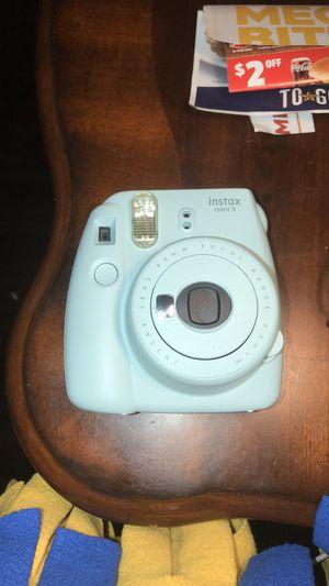 Fujifilm Instax Mini 9 for Sale in Beaumont, TX