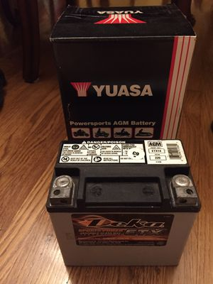 New Motorcycle Battery for Sale in Los Angeles, CA