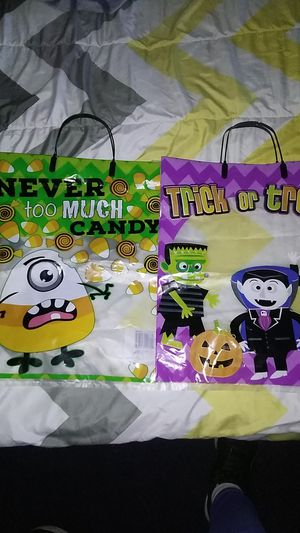 Trick or treat bags for kids for Sale in Newport News, VA