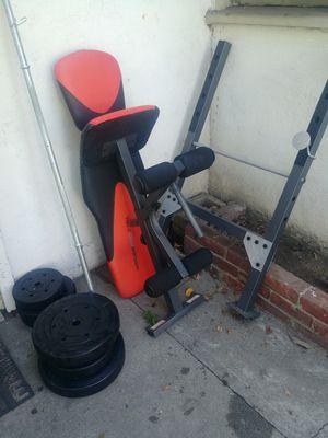 Weight bench Weider Pro 270 L for Sale in El Monte, CA