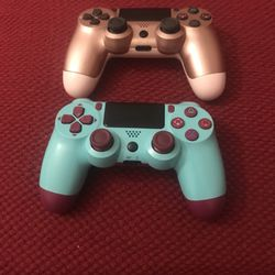 Used Controllers Bloutooth Used For PlayStation And Pc And More. for Sale in Dearborn,  MI