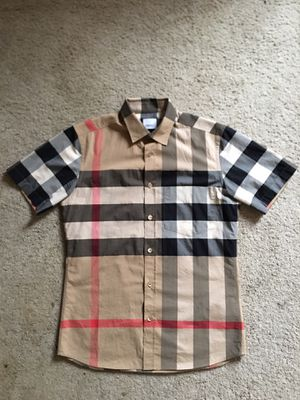 Burberry Flannel for Sale in San Leandro, CA