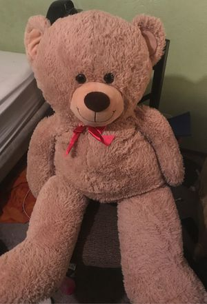3ft teddy bear for Sale in Winter Haven, FL