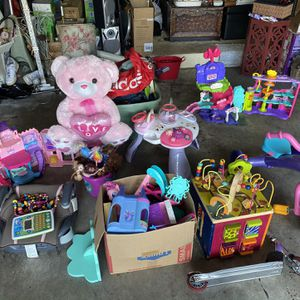 Boy and girls toys, clothes, Trucks and Barbies for Sale in Fort Lauderdale, FL