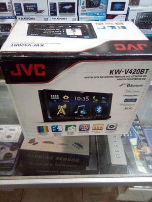 Jvc kwc -v420bt for Sale in Las Vegas, NV