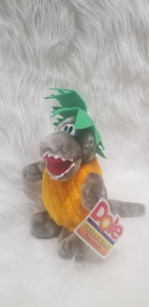 Dole Pineapple Promo Plushie for Sale in Etiwanda, CA