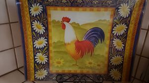 Roosters frame for Sale in Hesperia, CA
