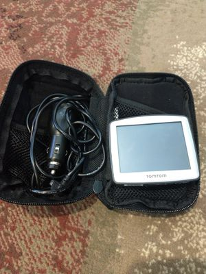 TomTom GPS with charger & case, no mount for Sale in Lynchburg, VA