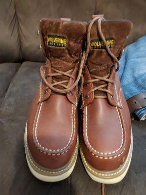 Wolverine Steel Toe Boots for Sale in Hawaiian Gardens, CA