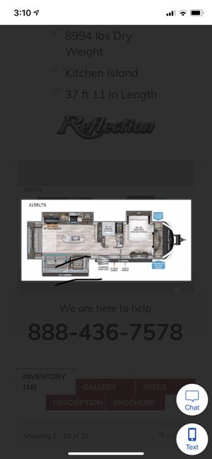 2019 Grand Design Reflection for Sale in Taylors, SC