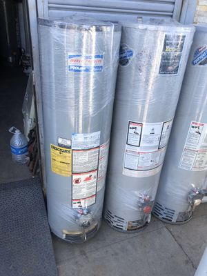 Water heaters and wall heaters sales new and use for Sale in Los Angeles, CA