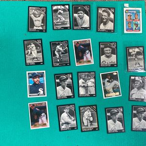 1990-1993 Baseball Cards Rare Babe Ruth, Bill Terry, Etc for Sale in Moorestown, NJ