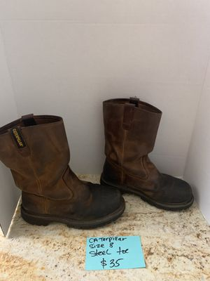 Work boots botas for Sale in Las Vegas, NV