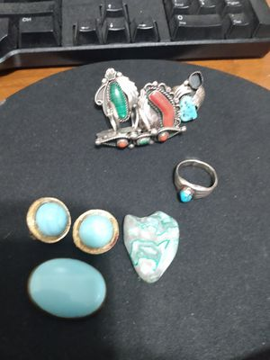 Huge Native American Jewelry Lot for Sale in Denver, CO