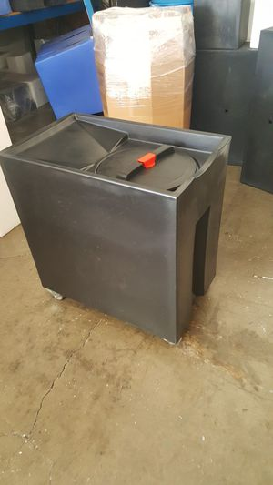 Grease car 50 gal. for Sale in Tustin, CA