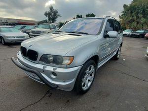 2002 BMW X5, CLEAN CARFAX for Sale in Phoenix, AZ