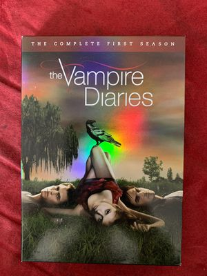 The Vampire Diaries - 1st season DVDs for Sale in Rustburg, VA