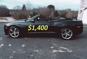 🍀$14OO Selling my 2011 Camaro SS.🍀 for Sale in Jersey City, NJ