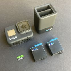GoPro Hero 8 Black + All Accessories Pictured for Sale in Chesapeake,  VA