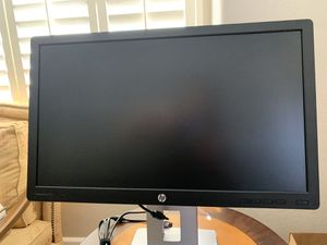 HP monitor and wireless keyboard and mouse for Sale in Mesa, AZ