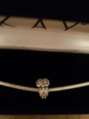 Bracelet and Owl charm for Sale in Trumbull, CT