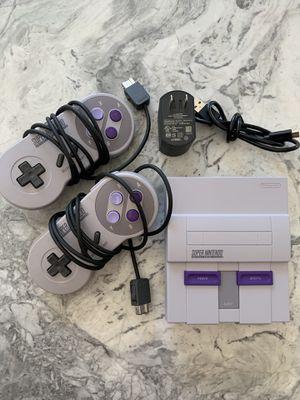 Super Nintendo Classic for Sale in La Mesa, CA