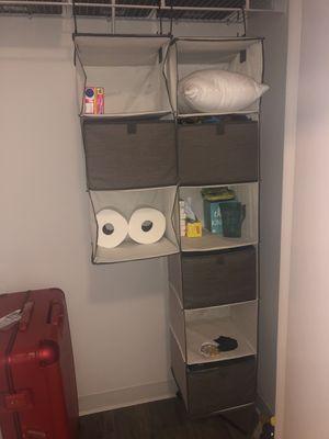Closet Organizer for Sale in Cambridge, MA