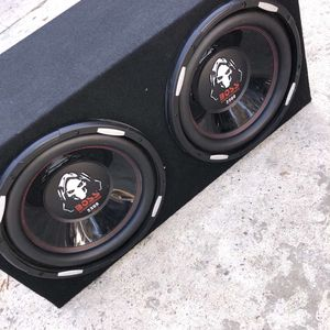 2 12s BOSS Speakers ( Hmu With Offer) for Sale in Fresno, CA