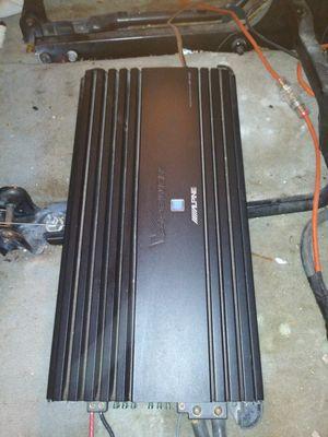 Alpine MRP-M2000 /2000 WATT AMPLIFIER for Sale in Baytown, TX