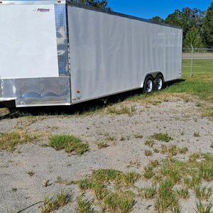 24 Ft Enclosed Trailer for Sale in Apple Valley, CA