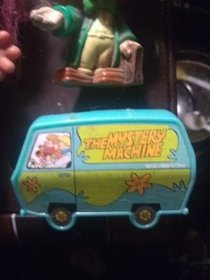 Mystery machine,has a light in front, restaurant bonus in meal. for Sale in Brown City, MI