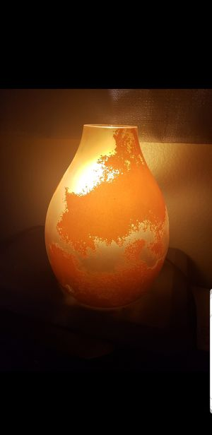 Glass table lamp for Sale in Riverside, CA