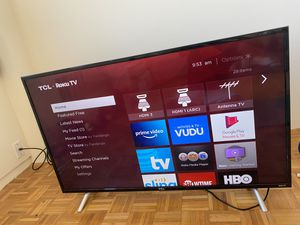 """TCL TV 49"""" for Sale in Boston, MA"""