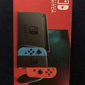 Nintendo Switch V2 32gb Red/Blue for Sale in San Francisco, CA
