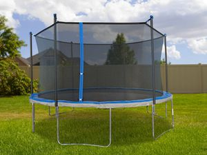 14ft Tru-Jump Trampoline for Sale in Fuquay-Varina, NC