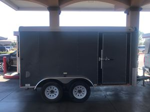 2015 Interstate enclosed trailer for Sale in San Tan Valley, AZ