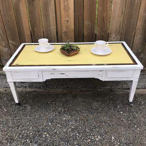 Mersman Wood Vintage Coffee Table for Sale in Kent, WA
