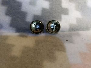 Size 00 Reversible Moon Plugs Gauges for Sale for sale  Portland, OR