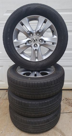 Goodyear 215/60R16 Tires & Rims for Sale in Laurens, SC