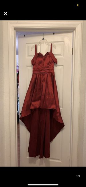 Red homecoming/prom dress for Sale in Wahneta, FL