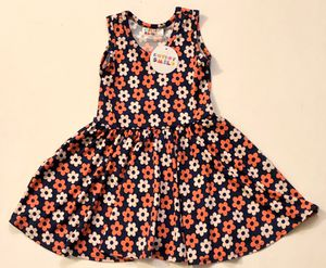 New Dot Dot Smile Little Girls Dress Size 2T for Sale in Downey, CA