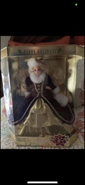 Collectors Christmas Barbie for Sale in Port St. Lucie, FL