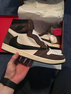 Jordan 1 Retro High Travis Scott size 12 **DEADSTOCK** for Sale in Burlington, NJ