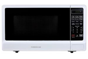 Farberware Classic FMO11ABTWHA 1.1 Cubic Foot 1000-Watt Microwave Oven, White for Sale in Seattle, WA