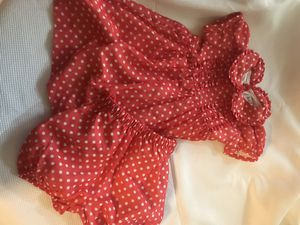 Red Dress & short -Rachel Riley- (sizes 2y) for Sale in Houston, TX