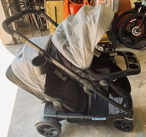 Grayco UNO2DUO DOUBLE STROLLER for Sale in Humble, TX